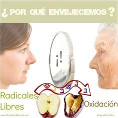 ¿Por Qué Envejecemos? - Club Salud Natural