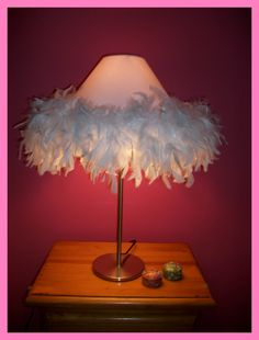 DIY WITH A CHANDELLE BOA