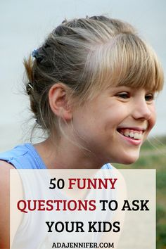 50 Funny Questions To Ask Your Kids - 90 cool questions to get your kid talking, hilarious questions children are asked about dad, about - Kids Questions, Funny Questions, This Or That Questions, Gentle Parenting, Parenting Advice, Kids And Parenting, Peaceful Parenting, Bad Kids, Cool Kids