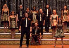 Glee | Cena do episódio final de Glee: chave de ouro