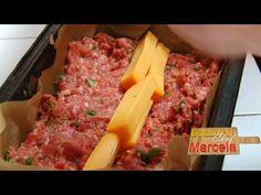 Chiftele (meatloaf) la cuptor cu piure de cartofi Gatind cu Chef Marcela 21 Ian 2018 - YouTube Romanian Food, Meatloaf, Food Videos, Mashed Potatoes, Foods, Make It Yourself, Ethnic Recipes, Youtube, Beautiful