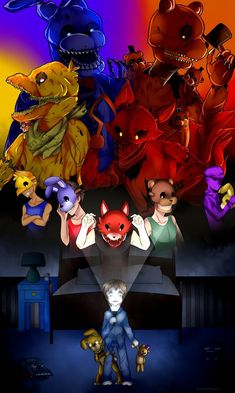 Five nights at freddy's - fnaf 4 fan art! Five Nights At Freddy's, Freddy S, Life Is Strange, Creepypasta, Fan Art, Pichu Pokemon, Good Horror Games, Fnaf Wallpapers, Foto Top