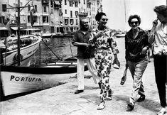 Maria Callas in Portofino Maria Callas, Genoa Football, Lilli Palmer, Valley Of The Kings, Wayne Rooney, Denzel Washington, Great Women, British Actresses, Big Family