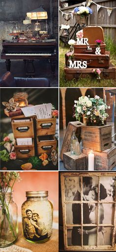 vintage themed decorations2
