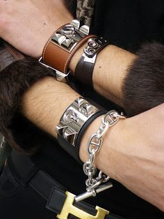 Hermés arm party