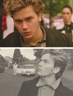 4. River Phoenix/Mike Waters-My Own Private Idaho. Great reference for Jimmy. A kid who is slight, completely unfashionable for the time , yet still has an undeniable magnetism.