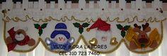 cortinas navideñas con luces - Buscar con Google Christmas Decorations, Christmas Ornaments, Holiday Decor, Christmas Mom, Snowman, Quilts, Diy, Google, Design