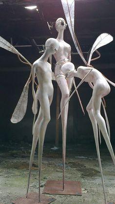 Slancik Sculpture