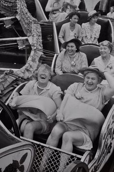 You can choose to live your life with the joy of the front row or solemness of…