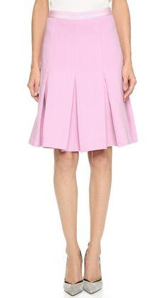 Giambattista Valli Плиссированная юбка