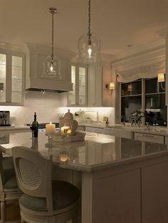 Favorite Kitchen Pendant Light - KristyWicks.com