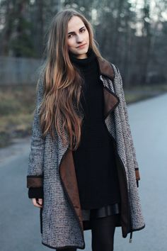 So in Carmel / Purificacion Garcia coat //  #Fashion, #FashionBlog, #FashionBlogger, #Ootd, #OutfitOfTheDay, #Style