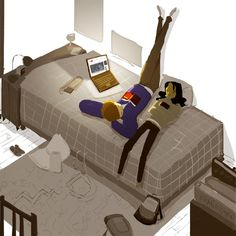 After School Studies by Pascal Campion.deviantart.com on @deviantART