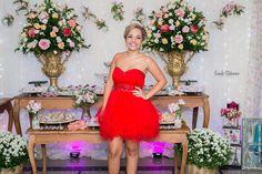 Foto por Sueide Stabenow ❤ Ana Júlia faz 15. Decoração provençal para a debutante + Princesa, tons de rosa | Provencal Sweet Fifteen + Blush and pink, princess
