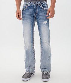 Rock Revival Ocean Boot Jean