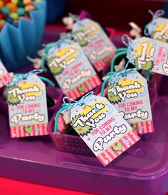 It's Shopkins party filled with bakery and party items! Your Shopkins collection includes:1. Happy Birthday banner2. Thank you tags3. Large poster backdrop4. Dr