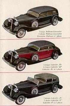 1934 Mercedes-Benz 770