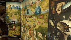 """Mit Hilfe von Virtual Reality lässt sich Hieronymus Bosch' """"Der Garten der Lüste"""" auf eine Weise betrachten, die bisher unmöglich war."""