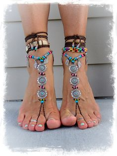 Note: Beaded ankle bracelets are available under separate listings. viz. read below.  International customers can find their US size equivalent at: