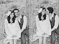 flower crowns, engagement, lace dress, swing, styled engagement, colt and coop, stay forever photography, sweet love, engagement ideas }