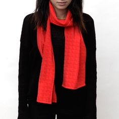 Multifunctional Towel Scarf by Punchi