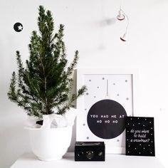 Kerst: kaarten en posters