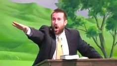 Pastor Steven Anderson: ''I Condone Slavery, Because The Bible's Always Right About Every Subject.''