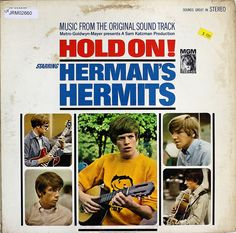 1966 Herman's Hermits - Hold On!