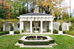 French Courtyard House | PAK HEYDT & ASSOCIATES LLC