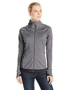 Champion Womens Performance Fleece FullZip Jacket Granite Space DyeBlack XLarge -- You can get additional details at the image link.(This is an Amazon affiliate link and I receive a commission for the sales)