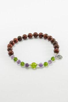 The Parinama Mala Bracelet - Mala Kamala Mala Beads - 1