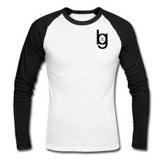 Cool Hipster Anchor (Golden Beach / beach - style) T-shirt manches longues baseball Homme Long Sleeve Baseball Shirts, Baseball Tee Shirts, Blank T Shirts, Raglan Shirts, Long Sleeve Shirts, Men's Shirts, Long Shirts, Mens Tailor, Base Ball