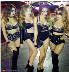 Sexy College Halloween Costume Ideas sexy last minute costumes for women popsugar love sex 1000 Ideas About Girl Group Costumes On Pinterest Group Costumes Group Halloween Costumes And Group Halloween