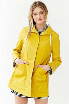 BDG New Fisherman Rain Coat | Fashion | Pinterest | Rain coats ...