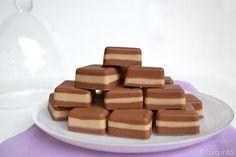 Cremini in casa Biscotti, Sicilian Recipes, Cake & Co, I Love Chocolate, Pastry Cake, Mini Desserts, Sweets Recipes, Ice Cream Recipes, Chocolate Recipes