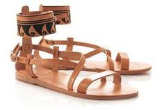Nausicaa sandals  Ancient Greek Sandals
