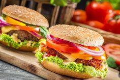 Лучшие рецепты домашних бургеров