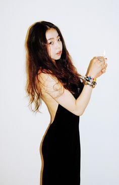 Dazed & confused #Sohee