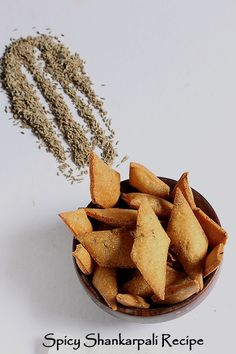 Spicy Shankarpali, How to make spicy shankarpali