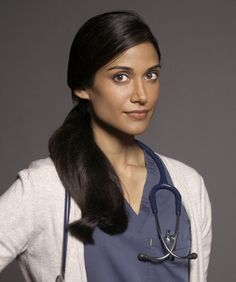 Malaya Pineda - my favorite lady on Code Black. ♡
