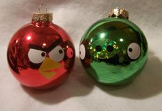 angry birds...and could totally pull this off for super cheap
