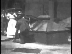 1898 - The Burglar on the Roof - J. Stuart Blackton | Thomas Edison