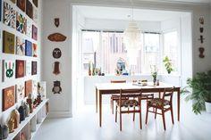 Et hjem med god stil fra 70erne | Boligmagasinet.dk