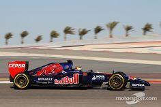 2014 Daniil Kvyat, Scuderia Toro Rosso STR9