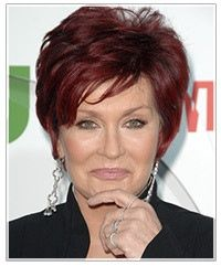 View yourself with Sharon Osbourne hairstyles and hair colors. View styling steps and see which Sharon Osbourne hairstyles suit you best. Hair Styles For Women Over 50, Hair Styles 2014, Short Hair Cuts For Women, Short Hair Styles, Long Fine Hair, Short Straight Hair, Short Hair With Layers, Thin Hair, Short Wavy
