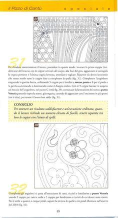 Scuola di pizzo di Cantù 2004 (bolillos) - Blancaflor1 - Picasa Web Album
