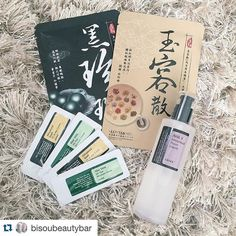 Wai! ❤️✨ thank you for the shoutout. The people @bisoubeautybar  are sweethearts. If you need a bit of Benton, innisfree, TCFS, please shop with them :D @bisoubeautybar with @repostapp. ・・・ Hey y'all! I wanted to share with you guys my mini haul from @melodycosme! Lots of you have been asking if we are going to be stocking #Cosrx, while we don't have any plans to, I had to try the famous AHA Whitehead Liquid and some Love More masks that I've been seeing in many of your feeds! Check them…