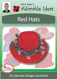 Red Hats applique's?