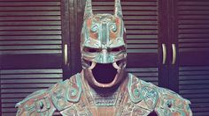 Batman a través de la creatividad mexicana on Behance