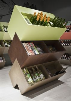 Storeage creates Grapy store in Roosendal Bookshop wine
